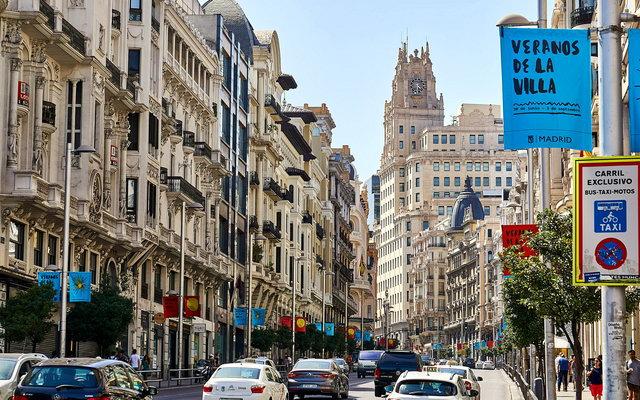 Мадрид, Іспанія