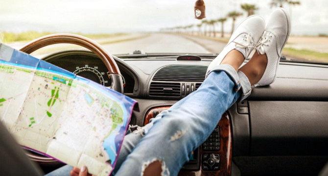 Переваги оренди автомобіля