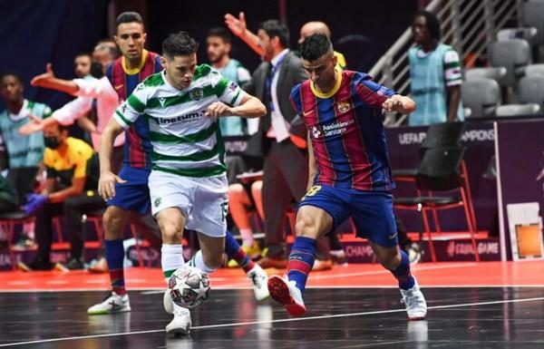 Спортінг обіграв Барселону