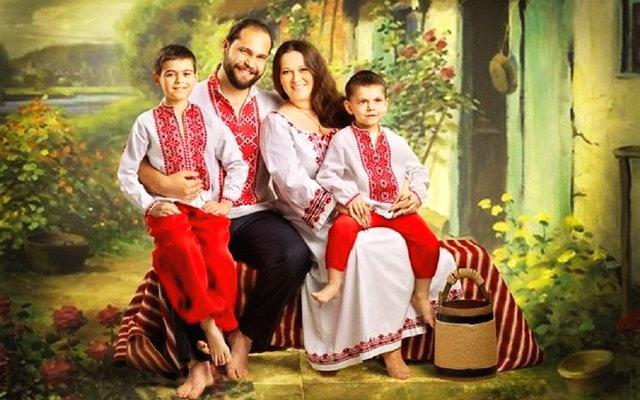 Вишиванка - традиційний одяг України