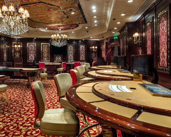 Столичне казино Billionaire розкрило виручку за перший місяць роботи