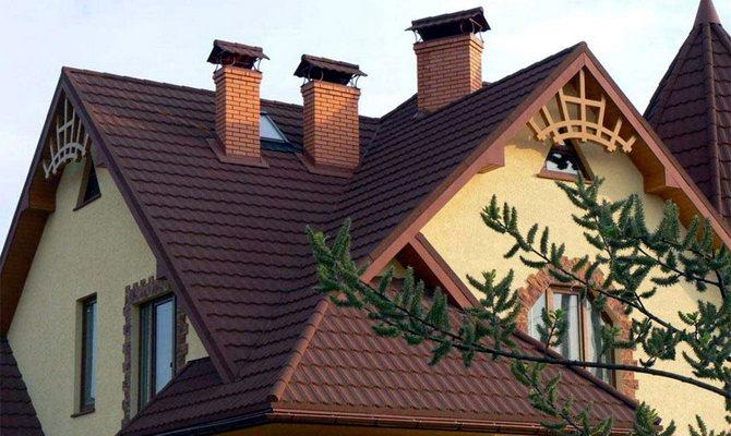 Як вибрати покрівлю на будинок?