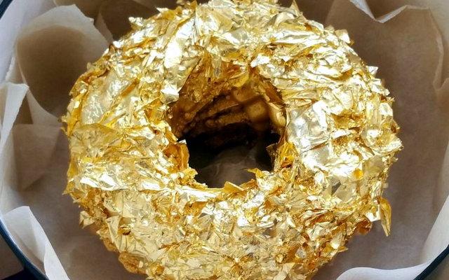 золоті пампушки