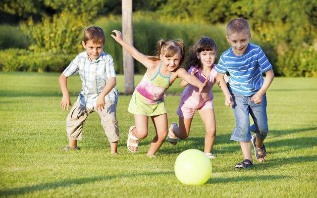 Користь рухливих ігор для дітей