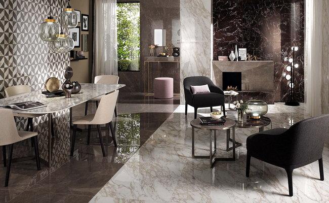 Переваги керамічної плитки для підлоги