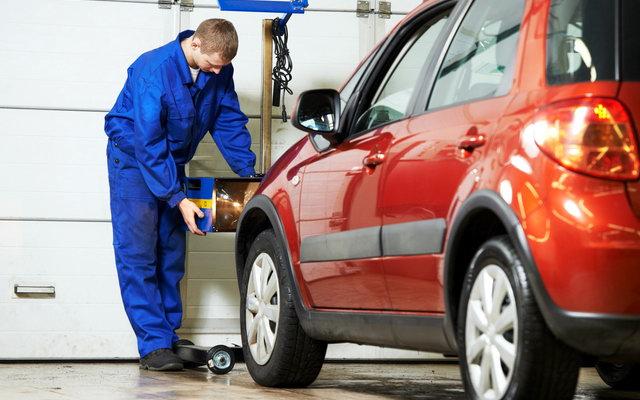 Купили автомобіль – не забудьте пройти технічне обслуговування