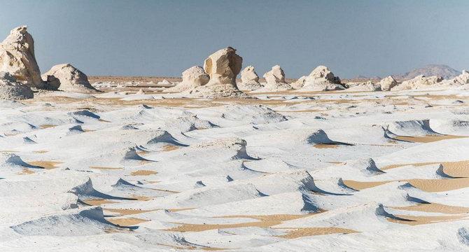 Біла пустеля