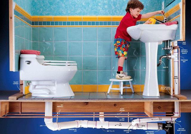 сантехніка в домі