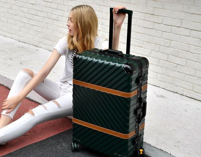 Багаж на колесах