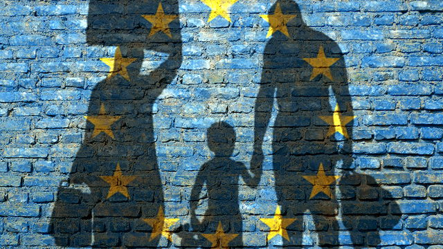 імміграція в Європу