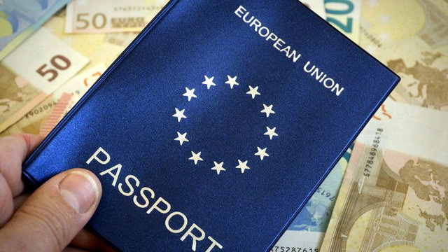 громадянство Євросоюзу