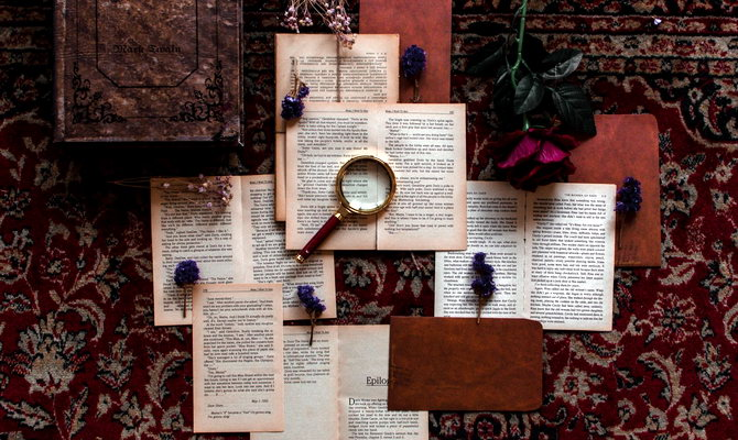 10 моторошних книг і трилерів для Геловіна